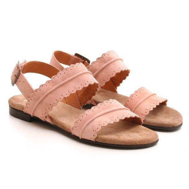 8aaa0b66cda Cashott 19076-57 Sandal Nude