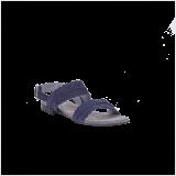 8029c9a4b52 Cashott 19076-542 Sandal Navy
