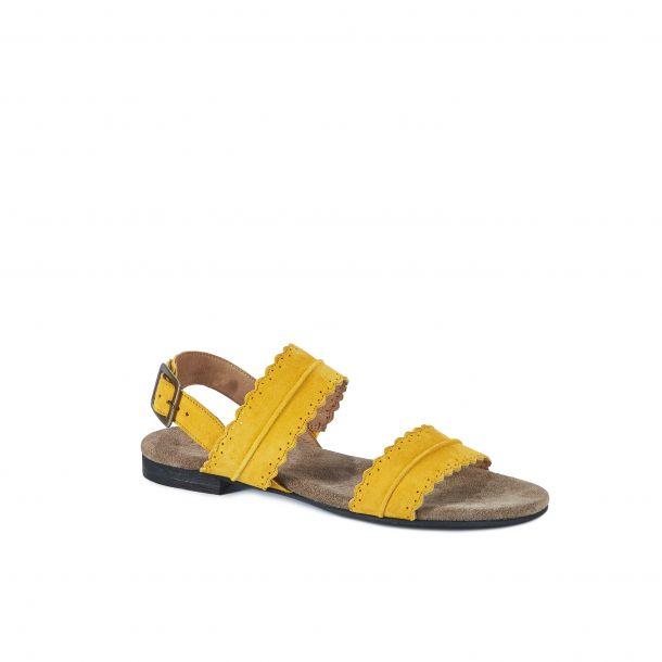 26be0ec077ab Cashott 19076-73 Sandal Gul - Sandaler - Cashott A S