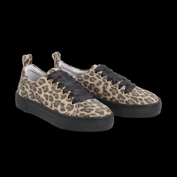 7b0d31d15b0 Cashott 19113B-27 Sneakers Leopard - Sneakers - Cashott A/S