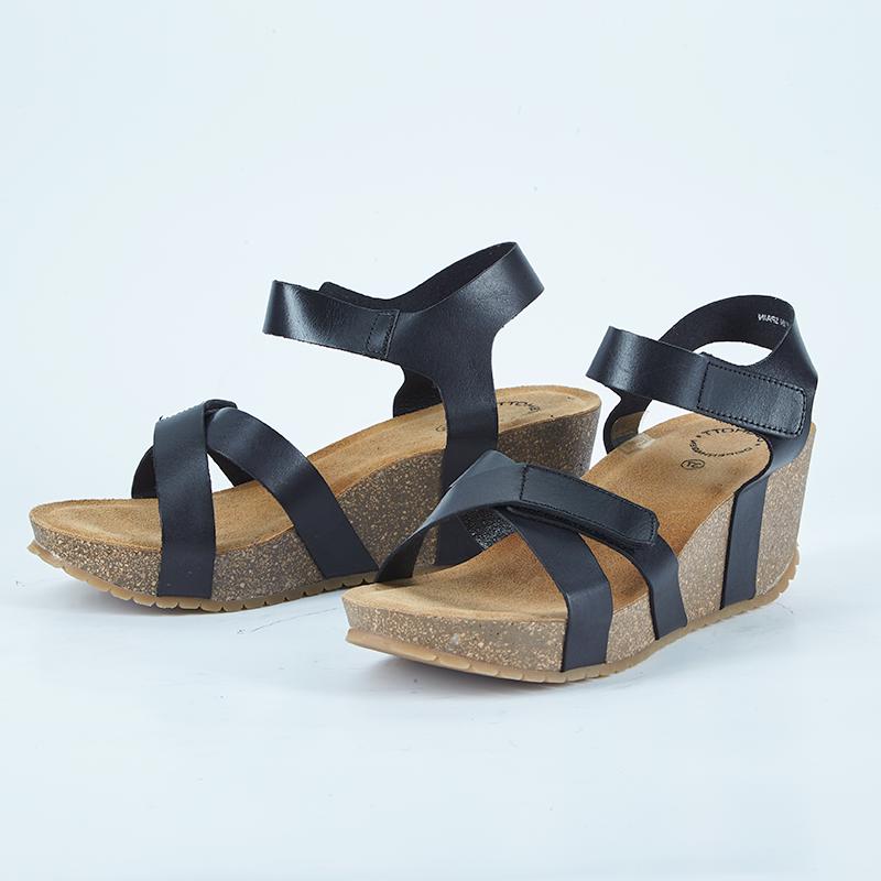 Cashott 20271 560 Sandal Sort