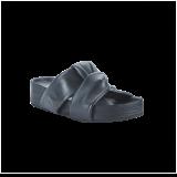 20264eeeab6 Cashott 21260-160 Sandal Black - Sandals - Cashott A/S