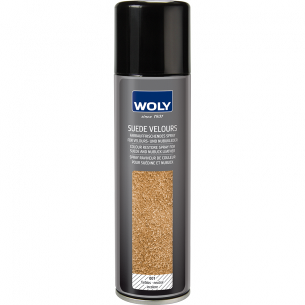 Woly Suede Velours spray Neutral